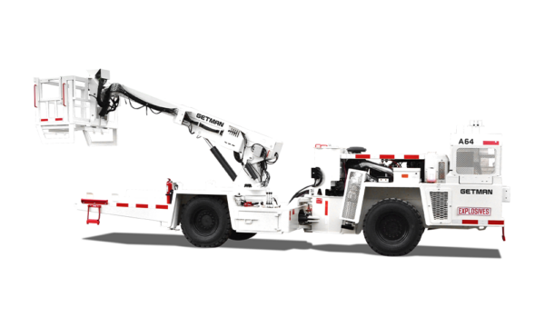 The Getman A64 Boom Truck